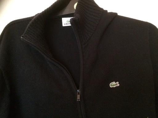 Lacoste sweter męski L 9775507562 Odzież Męska Swetry MB CSJFMB-2