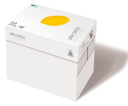 Papier ksero UPM A4 Uniwersalny 80g kar 5ryz biały