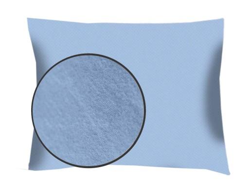Poszewka Flanelowa jednobarwna 50x60 100% Bawełna