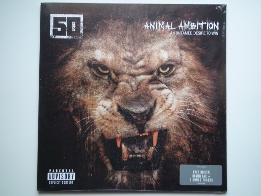 50 Cent Animal Ambition An Untamed Desire To Win j