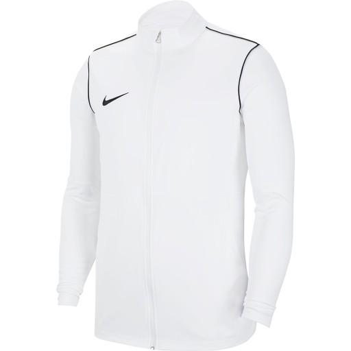 Bluza męska Nike Dry Park 20 TRK JKT K biała XL 10449984119 Bluzy Męskie Bluzy HE DOUMHE-2