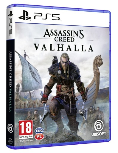 Gra Ps5 Assassins Creed Valhalla Playstation 5 Stan Nowy 9684431167 Allegro Pl
