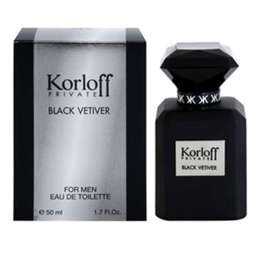 korloff korloff private - black vetiver