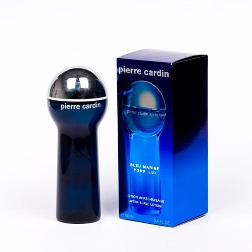 pierre cardin bleu marine pour lui woda po goleniu 100 ml