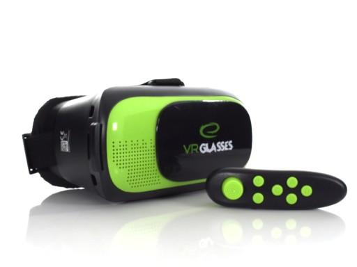 Google Okulary VR 3D do Telefonu +pilot do grania