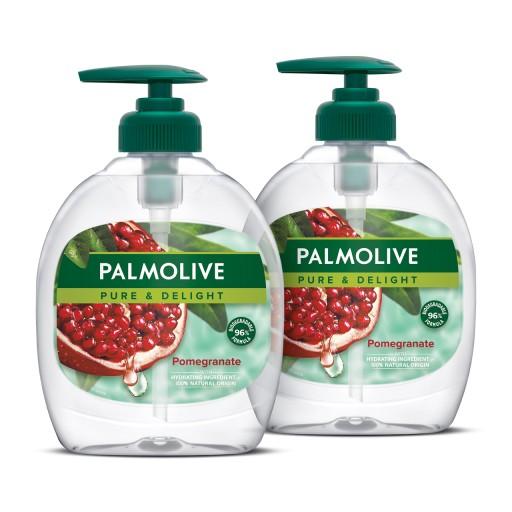 PALMOLIVE mydło w płynie z granatem 2x300 ml
