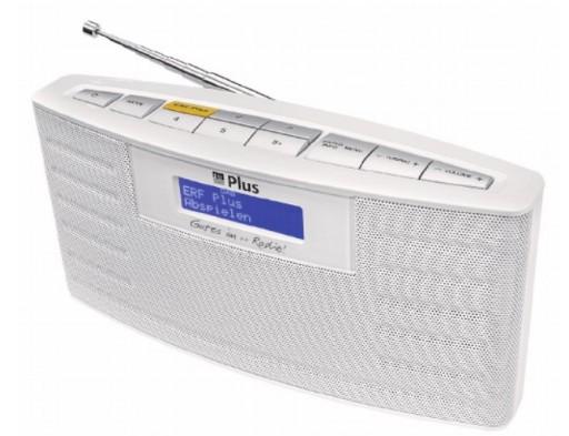 PRZENOŚNE RADIO CYFROWE DAB+ FM