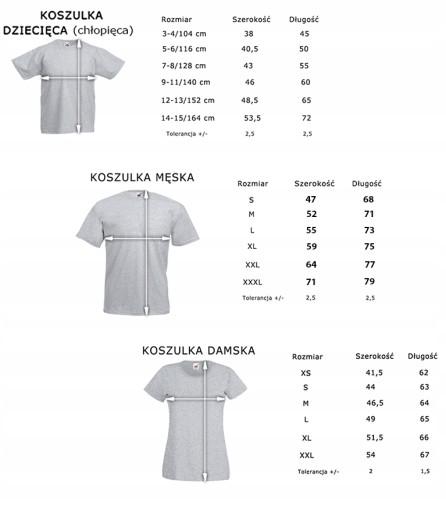 koszulka patriotyczna wojsko żołnierz surwiwal nsz 10613973201 Odzież Męska T-shirty BX NVZXBX-4
