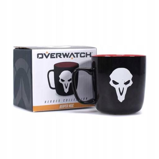 Kubek overwatch Reaper