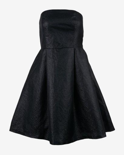 RESERVED Sukienka z odpinanymi ramiączkami r. 38