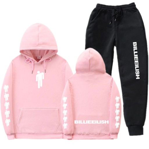 Komplet Dres Billie Eilish Bluza Spodnie Kolory 9232282442 Allegro Pl