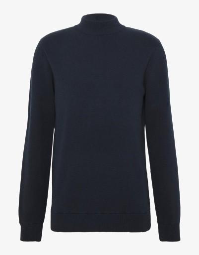 MINIMUM GRANATOWE SWETER MĘSKI M A00 E5C002* 10769546800 Odzież Męska Swetry BB BMJKBB-5