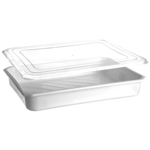Pojemnik do przechowywania żywności z pokrywką 4L