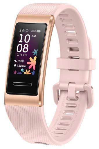Smartband Huawei Band 4 Pro różowy