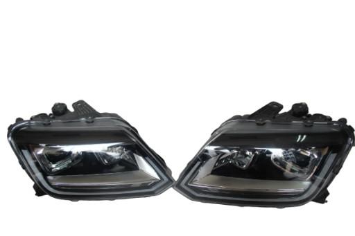 LAMPY LED PRZÓD VW AMAROK 2H1941015AF 2H1941016AF