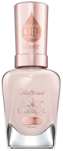 Sally Hansen Color Therapy lakier Bare Kiss 539