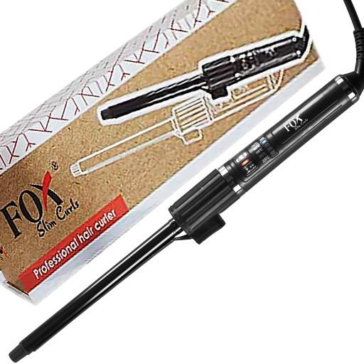 Fox Slim Curls Cienka Lokówka Do Włosów 13mm 9333277075 Sklep Internetowy Agd Rtv Telefony Laptopy Allegro Pl
