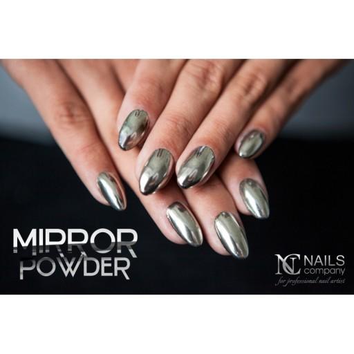 Nails Company Mirror Powder Effect Efekt Lustra 3g 7333102504 Allegro Pl