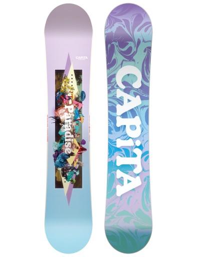 Deska Snowboardowa Capita Paradise 143 9892082391 Allegro Pl