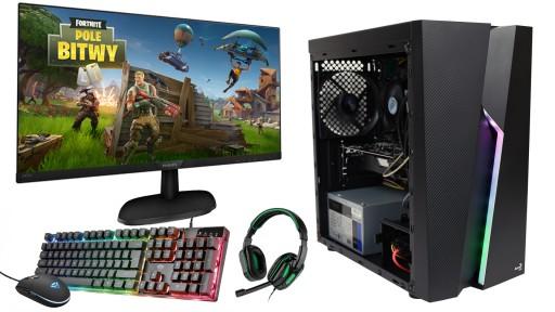 Zestaw Gamingowy I5 16gb 500gb Gtx Win10p Monitor Sklep I Komputery Stacjonarne Allegro Pl