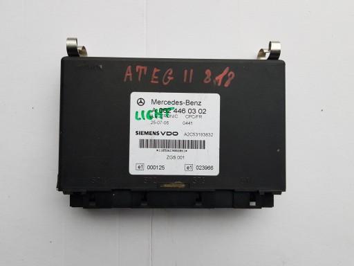 CONTROLLER CPC/FR MERCEDES ACTROS 0024460302