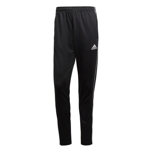 Spodnie męskie treningowe adidas Core czarne S 10573418636 Odzież Męska Spodnie HF RKJSHF-6