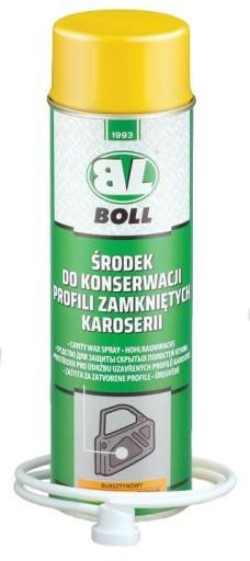 BOLL ŚRODEK DO PROFILI ZAMKNIĘTYCH SPRAY 500 ml