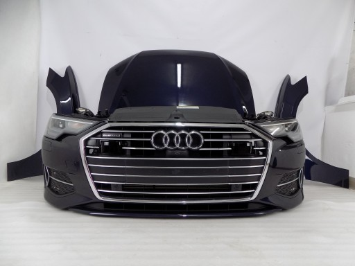 Audi A6 C8 4k Przod Kompletny S Line Sport Lx5b Ligota Allegro Pl