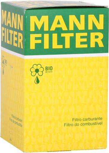 Filtr oleju Mann Filter HU 712/9 x