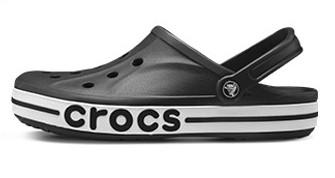 CROCS letnie buty new hole sandały czarne 10713714417 Obuwie Męskie Męskie PM RUNDPM-5