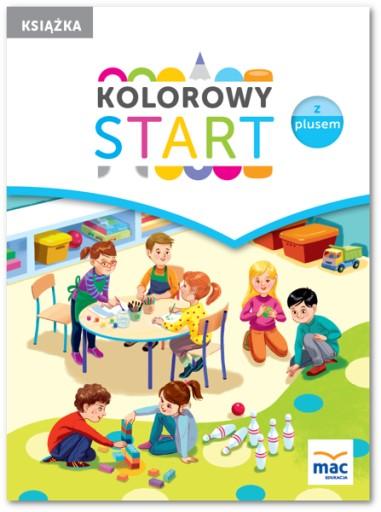 Kolorowy Start Z Plusem Rpp 6 Latki Ksiazka Mac 10 Zl Allegro Pl Raty 0 Darmowa Dostawa Ze Smart Kielce Stan Nowy Id Oferty 8273102893
