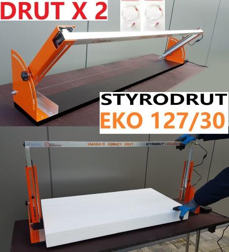 Eko 127 30 Maszyna Noz Termiczny Ciecia Styropianu 10205468839 Allegro Pl