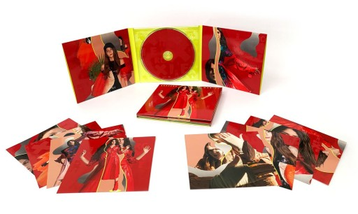 ROKSANA WĘGIEL: ROXIE [CD]