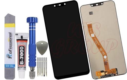 Wyświetlacz Dotyk LCD Huawei Mate 20 Lite SNE-LX1