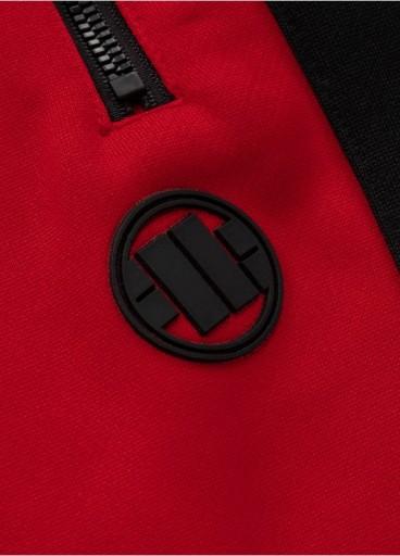 Pitbull Spodnie dresowe Raglan (XXL) Czerwone 10711207615 Odzież Męska Spodnie DV ZABMDV-9