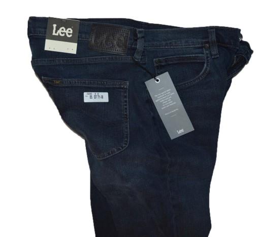 LEE spodnie W38 L34 Arvin rurki jeans męskie 10228499316 Odzież Męska Jeansy BD HEKLBD-8