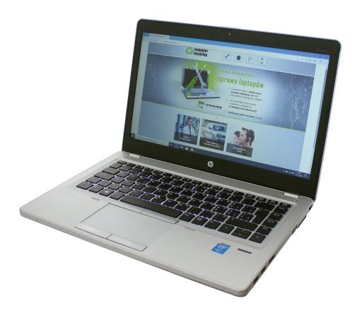 HP FOLIO 9480m i5-4GEN 8GB/240SSD HD+ 43190