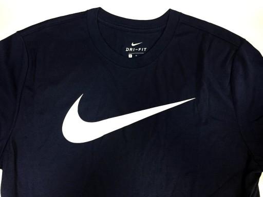 Koszulka Nike męska T-Shirt Dri-FIT Park granat XL 10239825913 Odzież Męska T-shirty HI JXSCHI-3