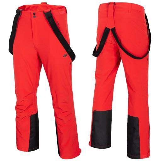 Spodnie Narciarskie Meskie 4f 10000 Z19 Spmn010 L 8762046663 Allegro Pl