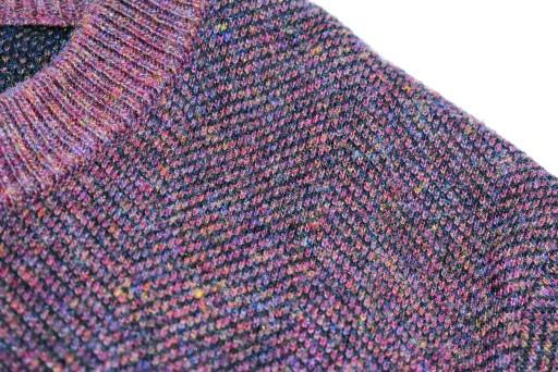 6462-61 ...H&M... m#k SWETER WELNIANY r.S 10773716026 Odzież Męska Swetry YB GEONYB-3
