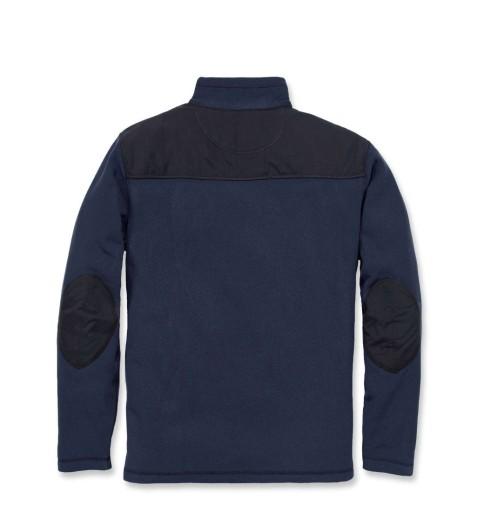 Polar Carhartt Fallon Full-Zip Sweater Flece Navy 10609987169 Bluzy Męskie Bluzy LC WLBZLC-3