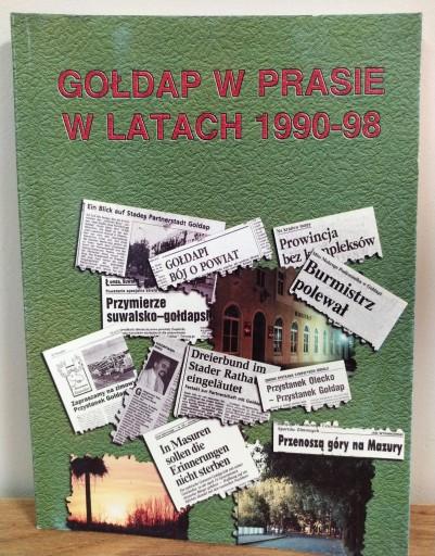 Gołdap w prasie w latach 1990-98