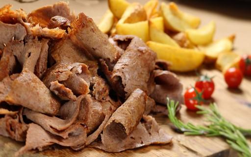 Kebab Mieso Z Kebaba 100 2 Sosy Do Wyboru 0 5l 10093325537 Allegro Pl