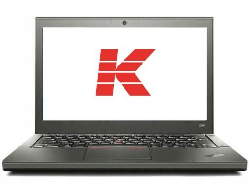 Laptop Lenovo X240 I5 4 Gen 8gb 120gb Ssd Win 10 Sklep I Laptopy Ibm Lenovo Allegro Pl