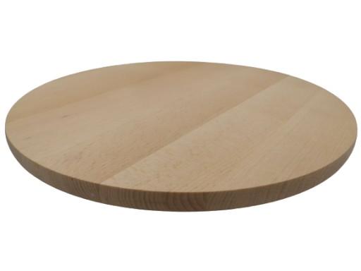Deska Do Serów Obrotowa Drewniana Na Przystawki 25