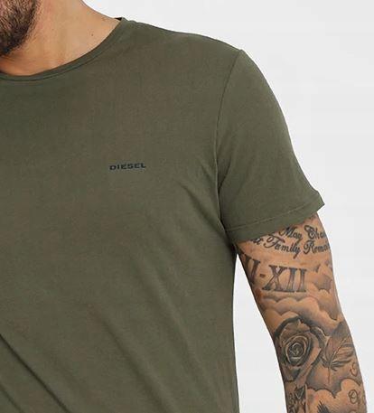 OLIVE by DIESEL _ Brand New T-shirt O-neck _ XXL 10776709844 Odzież Męska T-shirty CI WYRACI-3