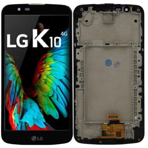 WYŚWIETLACZ LCD DOTYK DIGITIZER LG K430DSE NOWY