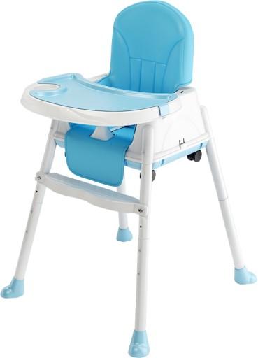 Krzeselko Do Karmienia Dla Dzieci 3w1 Taca Fotelik 9796441744 Allegro Pl