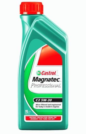 OLEJ CASTROL 5W30 MAGNATEC A3/B4 1L