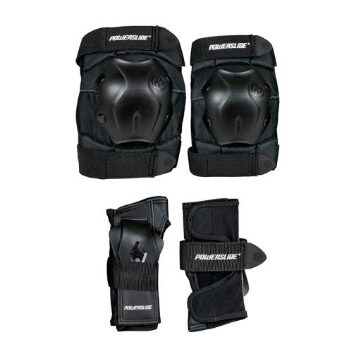 Ochraniacze Powerslide Standard Men Tri-Pack S